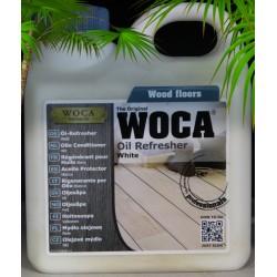 WOCA HUILE REGENERANT BLANC